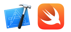 Logo xCode Swift